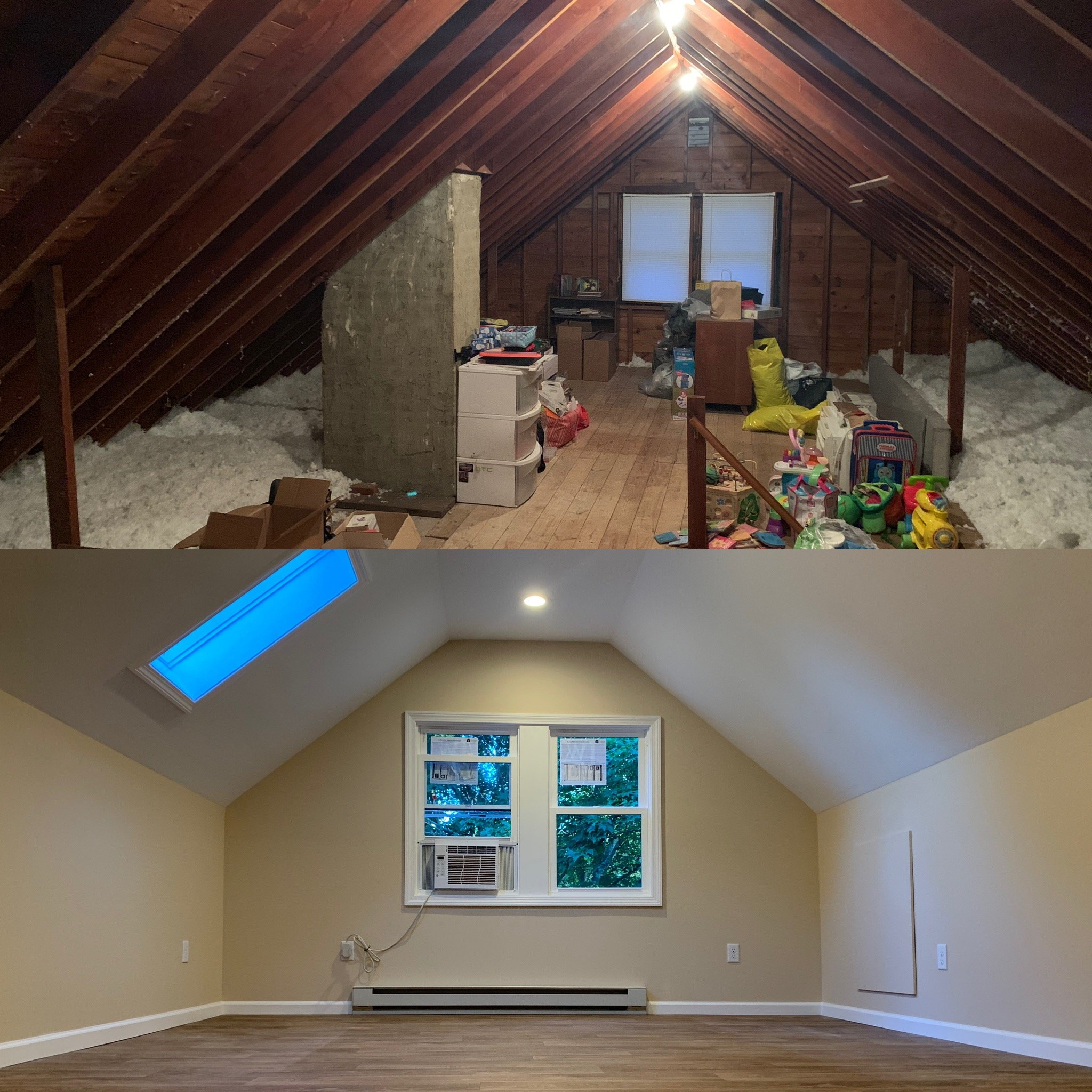 Interior renovations Manchester CT